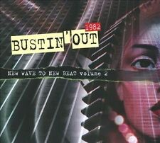 CD BUSTIN OUT 1982 New Wave to New Beat Volume 2  15 tracks
