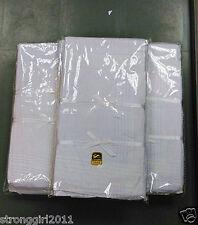 LOT 12 PIECES(A DOZEN)WHITE man's handkerchief 100%Cotton handkerchiefs 38*38CM