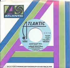 AWB * 45 * Queen Of My Soul * 1976 * STONE MINT * DJ PROMO Long / Short ATLANTIC