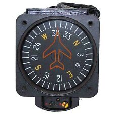 PRECISION AVIATION PAI-700/28 Lighted Vertical Card Compass 28 VOLT