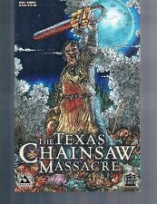 Texas Chainsaw Massacre Special 1 Bloodbath Variant LTD to 1500 Avatar 2005