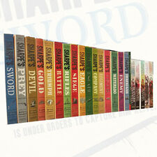 Bernard Cornwell Sharpe 22 Books Collection Pack Set(Sword,Prey,Havoc,Devil,Gold