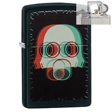 Zippo 29417 Gas Mask Lighter with PIPE INSERT PL