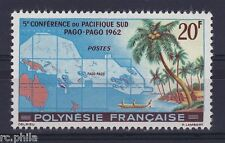 RC002760 POLYNESIE n° 17 CONFERENCE DU PACIFIQUE SUD MNH NEUF **
