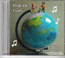 (DN578) Pride of Lyons, The World & Other Songs - 2010 DJ CD