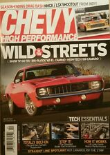 Chevy High Performance Wild in the Streets Camaro April 2015 FREE SHIPPING!