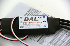 BAL Pentium 60 amp Brushles Speed Controller ESC W/ BEC NEW FREE Ship USA Stock