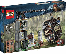 LEGO ® Pirates of the Caribbean-Duello nella Mulino 4183 The Mill NUOVO & OVP