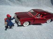 67'MPALA  CANDY RED WITH  ( HOMIE AWB )