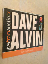 DAVE ALVIN CD LIVE FROM AUSTIN TX NEW WEST NW6113 2007 ROCK