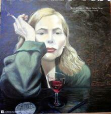 JONI MITCHELL INTERPRETIVELY RARE BOTH SIDES NOW DS CD / LP COVER ART POSTER