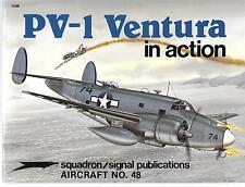 Squadron PV-1 Ventura In Action 1048 Plus Bonus Material