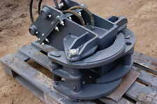Excavator Tree Shear 3 - 5.9 Ton Fixed Blade CAT JCB KUBOTA HITACHI
