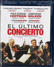 EL ÚLTIMO CONCIERTO.  BLU-RAY. Tarifa plana en envío España, 5 €
