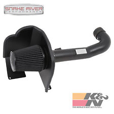 K&N BLACKHAWK COLD AIR INTAKE SYSTEM FOR 14-17 CHEVY GMC 1500 5.3L 6.2L