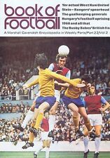 WEST HAM / HUNGARY / STEIN RANGERS Book of football Part 22