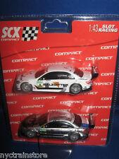 SCX 1:43 Compact Salzgitter Mercedes AMG Original-Teile Mercedes AMG NIB