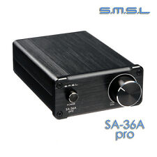 SMSL SA-36A Pro 30W*2 TDA7492PE Digital Power Amplifier+ SMSL 15V Power Supply B