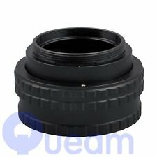 M42 to M42 Lens Adjustable Focusing Helicoid Macro Tube Adapter - 17mm to 31mm