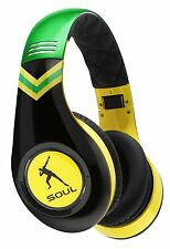 Soul SL300JAM Usain Bolt Special Edition Noise Cancelling Headphones New Sealed