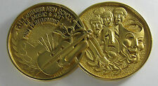 F.H. LaGUARDIA HIGH SCHOOL OF MUSIC & ART and PERFORMING ARTS Gold Award? MEDAL