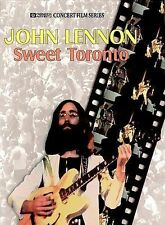 John Lennon The Plastic Ono Band Sweet Toronto Live 69 DVD 1998 Pioneer Artists