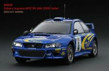 SALE! HPI #8638 2000 Safari Rally Subaru Impreza RS WRX STI WRC '99 1/43