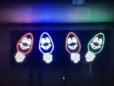 Light O Rama Chritsmas Singing Faces Sequences (4 and 5 Mouth Movements)