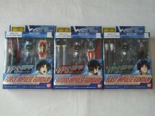 MSIA Wing Gundam Seed Destiny VPS Armour Impulse Force Sword Blast lot 3
