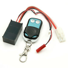 Racing 1/10 Wireless Remote Receiver Control for Scale Winch Set Truck Crawler
