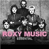 Roxy Music Essential CD NEW Virginia Plain/Avalon/Dance Away/Love Is The Drug+