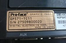 1PC Used Proface GP571-TC11 Touch Panel Tested OK