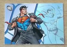 DC LEGACY TRADING COLOURED SKETCHAFEX CARD