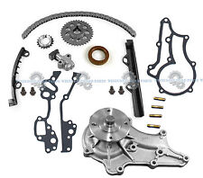 NEW 83-84 TOYOTA PICKUP CELICA 2.4L 22R SOHC 8V TIMING CHAIN KIT & WATER PUMP