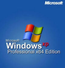 Microsoft Windows XP Professional 64-Bit ENGL.  SP2 (1 Benutzer) + CD  MUI DE