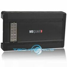 MB QUART Q4.80 480W RMS Q SERIES 4-CHANNEL CAR AUDIO STEREO AMPLIFIER
