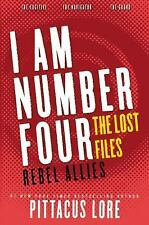 Lorien Legacies the Lost Files Ser.: I Am Number Four by Pittacus Lore (2015,...