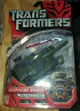 Decepticon BRAWL Deluxe transformers 2006 Factory Sealed BRAND NEW First Movie