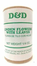 D&D Linden Flower With leaves (flores de tilo con hojas  1/4 oz