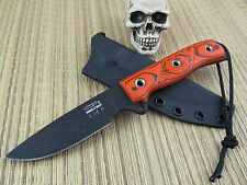 Busse knives 1 Of 6 Made Boss Street INFI Steel Pumpkin Not Swamp rat Scrapyard