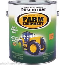 2 Gal Caterpillar Yellow RustOleum Farm Equipment Gloss Enamel Paint 7449-402