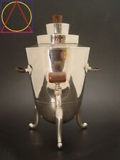 INDUSTRIAL design PETER BEHRENS percolator AEG vtg. german MUSEAL coffee machine