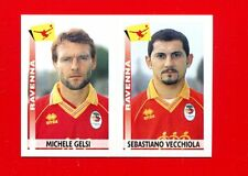 CALCIATORI Panini 2000-2001 - Figurina-sticker n. 557 - RAVENNA -New