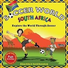 Soccer World: South Africa: Explore the World Through Soccer-ExLibrary