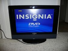 """New listing Insignia Ns-Ltdvd19 - 19"""" Lcd Tv Hdtv w/ built-in Dvd player Widescreen 720p"""
