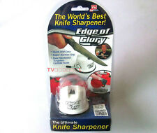 edge of glory Knife Sharpener Stone Kitchen Tools Supplies Gadget As seen  TV