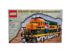 NEW Lego TRAIN 10133 Burlington Northern Santa Fe (BNSF) GP-38 Locomotive SEALED
