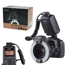 Yongnuo YN-14EX Macro Ring TTL Flash Light For Canon 1100D 550D 450D 60D 40D 50D