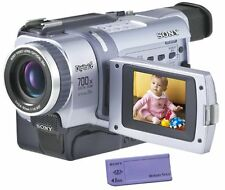 Sony Digital8 Hi8 8mm DCR-TRV240 Handycam Video Camcorder Player *WARRANTY*