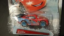 DISNEY PIXAR CARS ICE RACERS LIGHTNING MCQUEEN SAVE 5% WORLDWIDE FAST SHIP